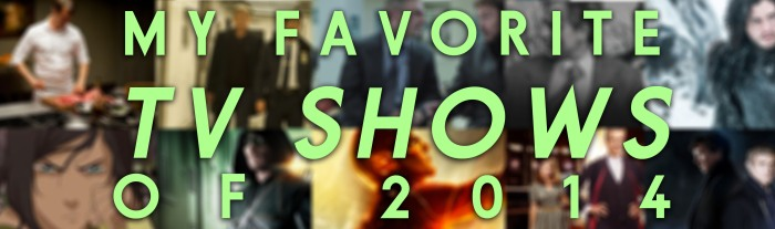 FavoriteShows2014