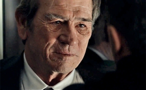 Tommy Lee Jones just wants his paycheck.