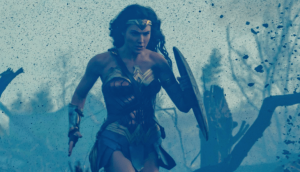 Despite my problems with Gal Gadot, she is a ferocious Wonder Woman.